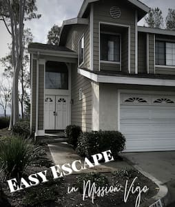 Easy Escape in Mission Viejo w/ Private Room B - Mission Viejo - Hus