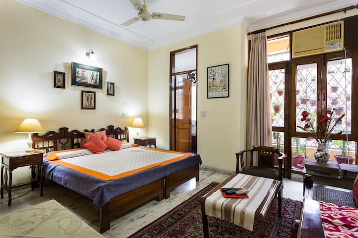 Exclusive Nice Stay In Grover House - Neu-Delhi - Bed & Breakfast