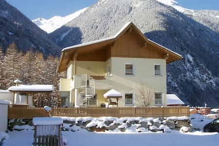 Apartment for 8 people - holiday in Oetztal - Umhausen - Pis