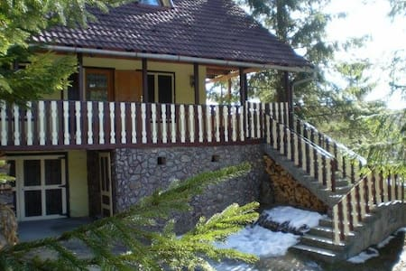 Casa Fara Ganduri, Transylvania Log Cabin