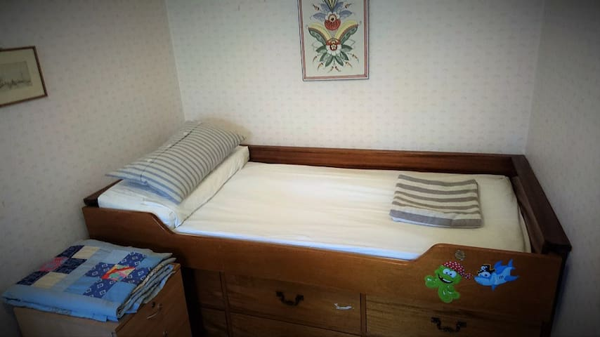 KAPTEENI: Sailor's Room (Single bed + Sofa bed)