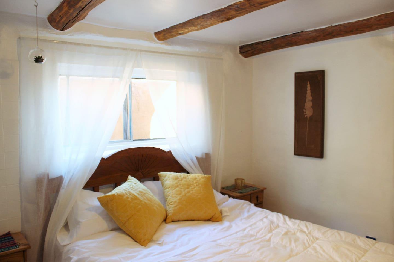 Classic Santa Fe decor with modern comfort