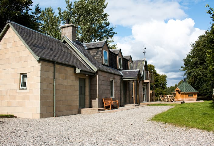 The Coach House at Inverdruie