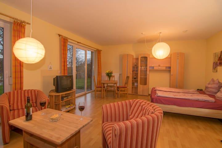 Wohnung Eisvogel am Wasserturm - Röbel/Müritz - Apartamento