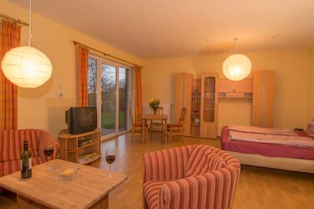 Wohnung Eisvogel am Wasserturm - Röbel/Müritz - Pis