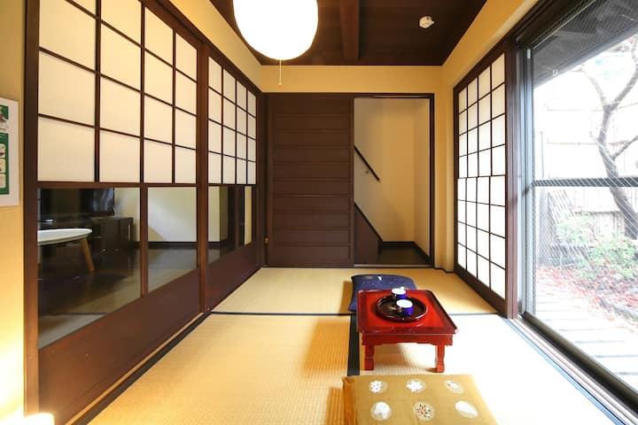 【Kyo no Machi ASUKA】Good Access! Private house