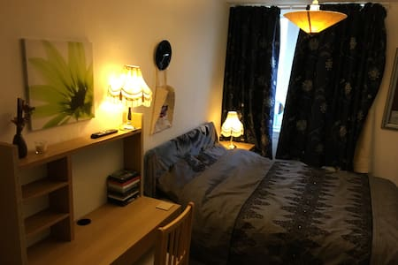 Large double bedroom available - Newcastle upon Tyne  - Lejlighed