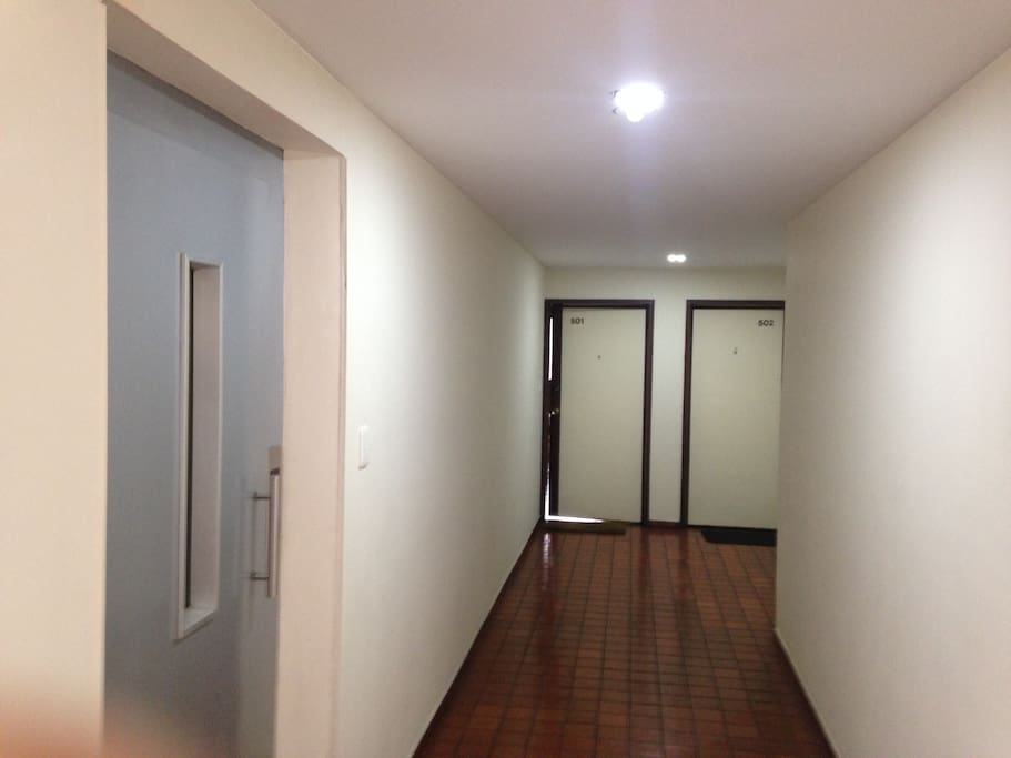 Hall Entrada Apto. 501