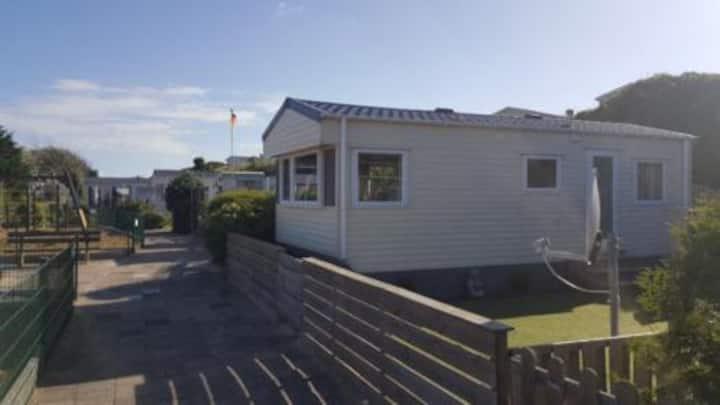Stacaravan te huur nabij IJmuiderstrand aan Zee