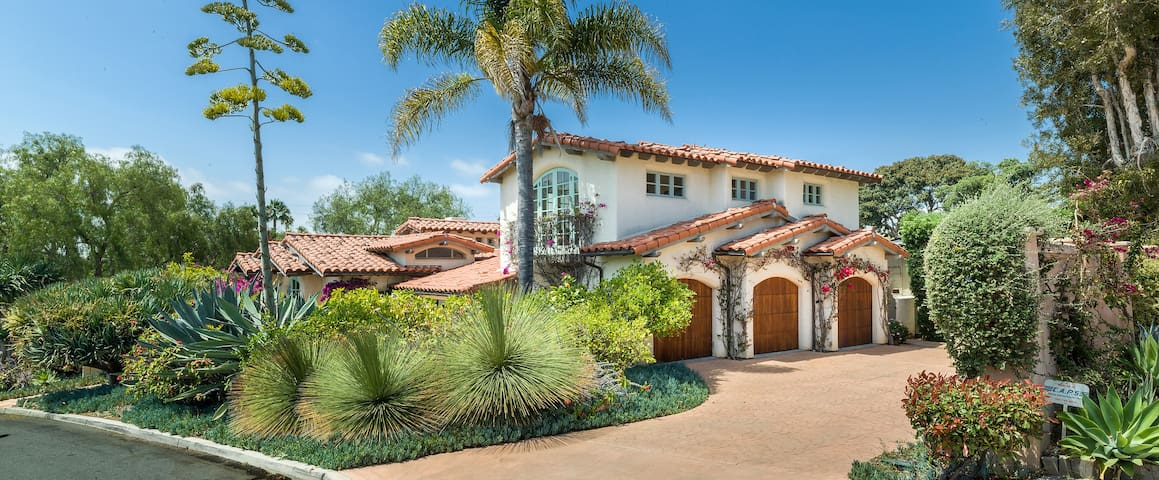 Village Hideaway - Rancho Santa Fe - Rumah