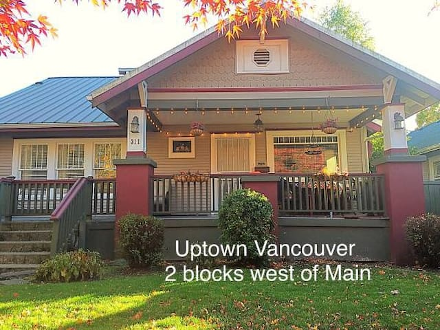 VancouverUptownAbode is  Bright, Spacious & Easy