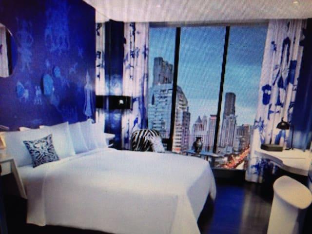 温馨浪漫,公寓 - 武邑县 - Bed & Breakfast