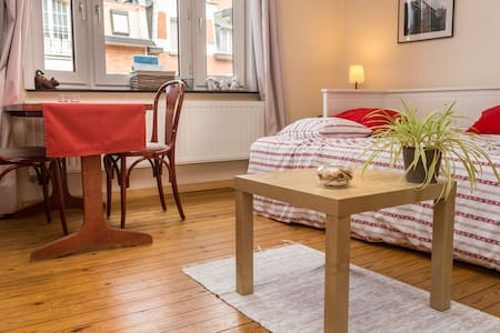 Cosy studio near Center/Airport - Schaerbeek
