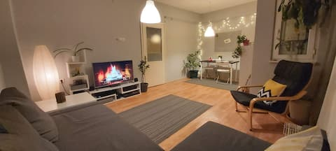 Cozy - friendly flat in center of Kadıköy