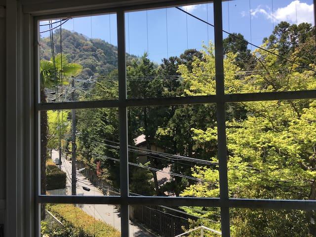 Guest room(Twin)@Arimaonsen - Kita-ku, Kōbe-shi - House