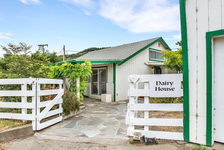 Cerro Pampa Polo Ranch Dairy, Bunk & Saddlehouse