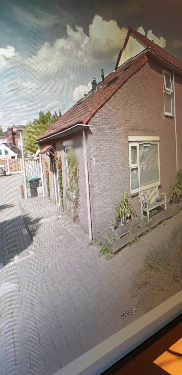 Single bedroom near Enschede City-Centre.