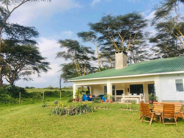 Otter Cottage (Kilimandege Sanctuary), Naivasha