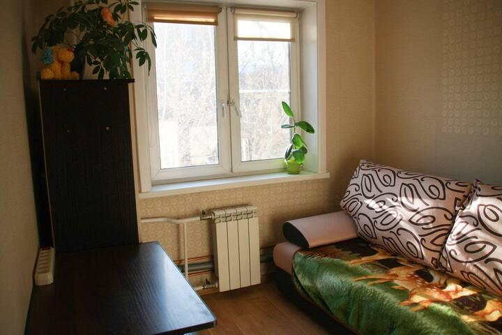 Комната в центре города на Степана Разина