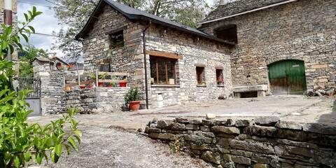 Preciosa casa junto al Parque Nacional de Ordesa