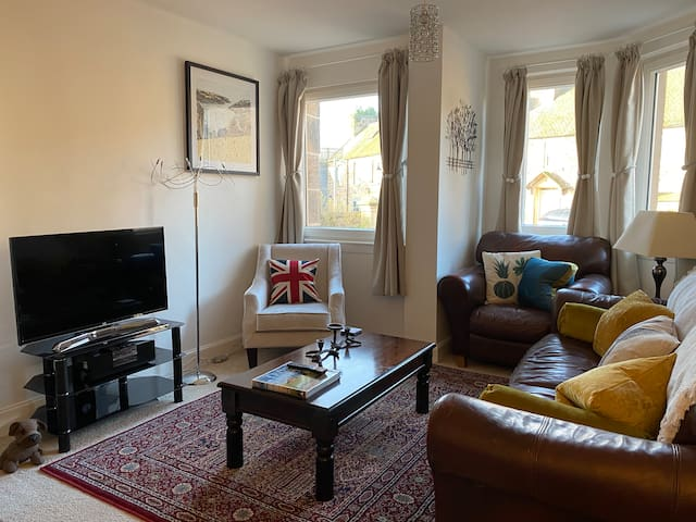Lovely 3-bedroom house in the heart of East Linton