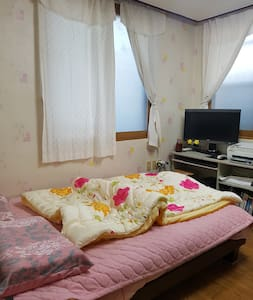 Peaceful Cozy Room in Downtown of Samcheok City - Daehak-ro, Samcheog - Hus