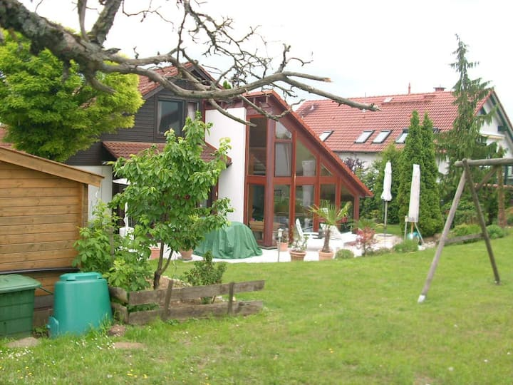Your Garden-Apartment in Stuttgart Area