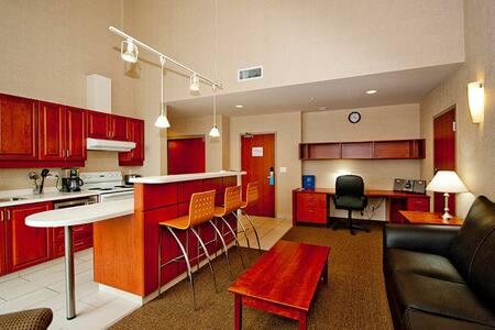 Backpacker College @ Thompson Rivers University - Entire Loft Suite