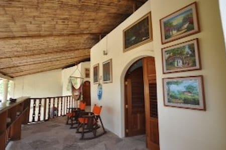 Guest Room 3 @ Casa Guayacan Bed & Breakfast