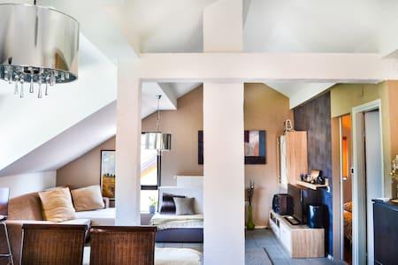 Studio apartment Pavletic - Slunj - 公寓