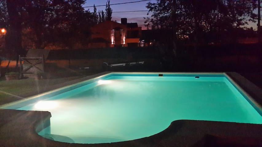 Casa Residencial - Rosario - บ้าน