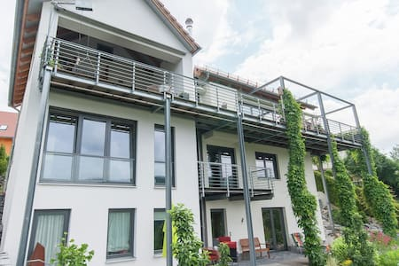 Modern Apartment in Zella-Mehlis with Private lawn