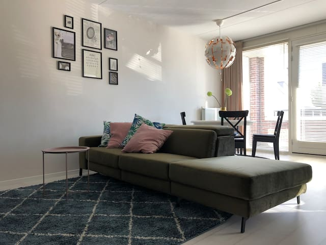 New! Spacious and clean apartment Oostvoorne