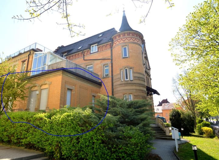 A comfortable appartment in beautiful Ludwigsburg
