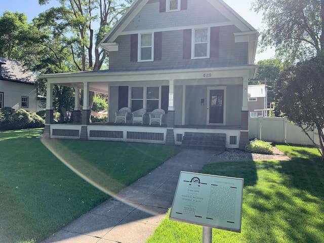 Historic Charles D. Conrad House