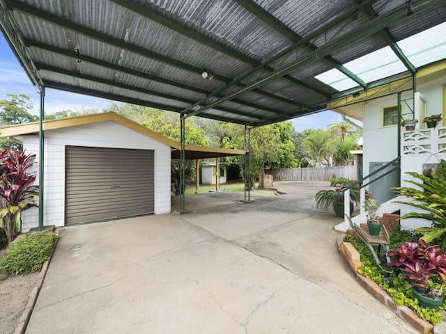 Coffs- Cosy-House/Room close to all - Coffs Harbour - Rumah