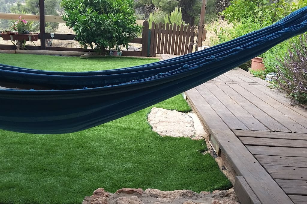 hammock for you to relax in