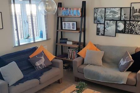 Stunning Luxury En-Suite Room in Stylish Townhouse