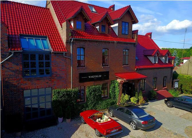 Hotel Wartosław Serce Doliny Warty