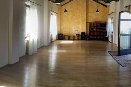 Sala Yoga & Centro Meditazione - Cecima - 自然小屋
