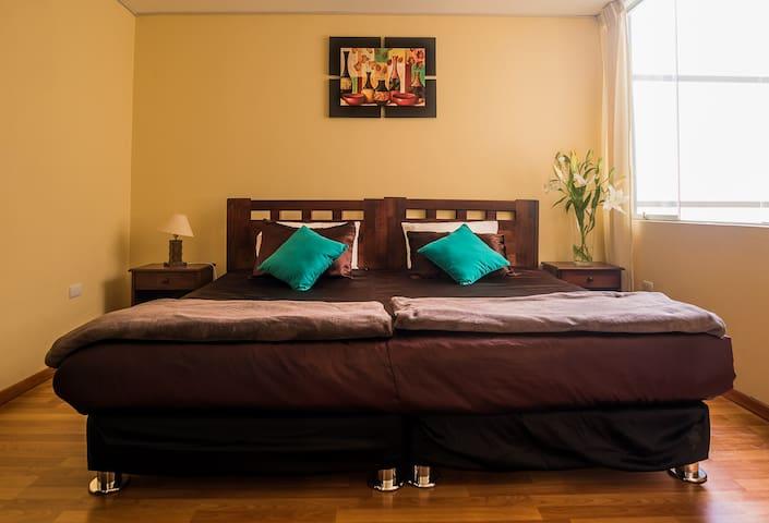 Habitaciones Arequipa - Arequipa - Bed & Breakfast