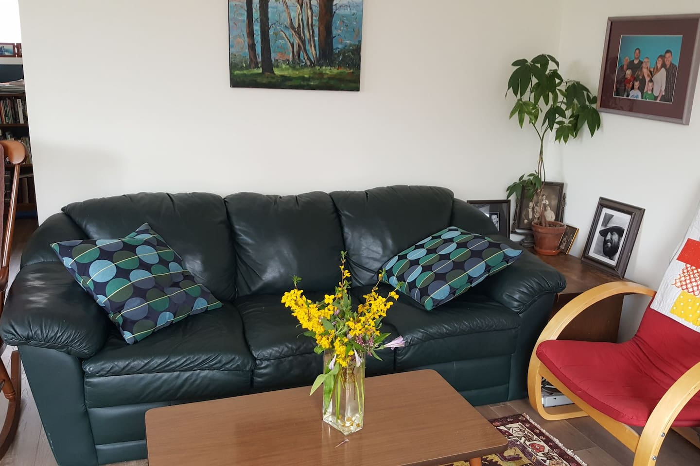 Living room / Couch