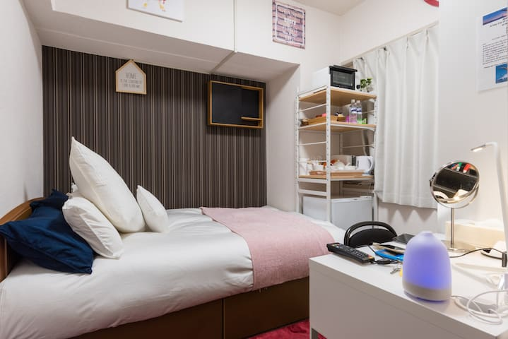 park apartment rental free wifi - Minato