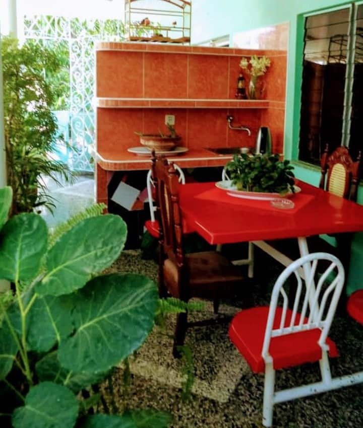 Hostal ChinIsi: Feel a real cuban Home!