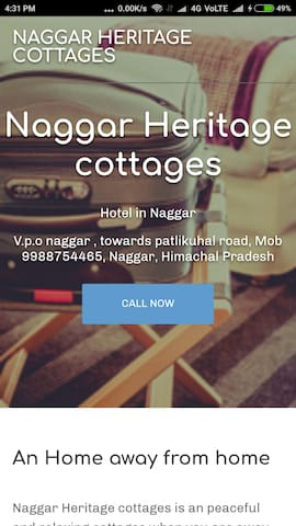 Naggar Heritage cottages