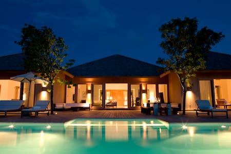 Island Villa at COMO Parrot Cay - Rumah