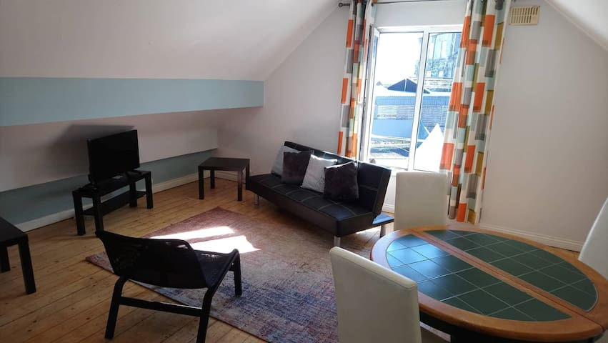 2 Bed Apt in the heart of Galway City's West End