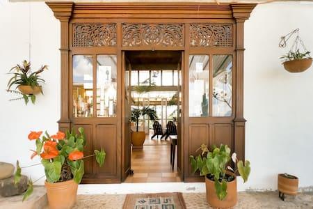 Habitación Standar en hermosa casa finca Hab.#6