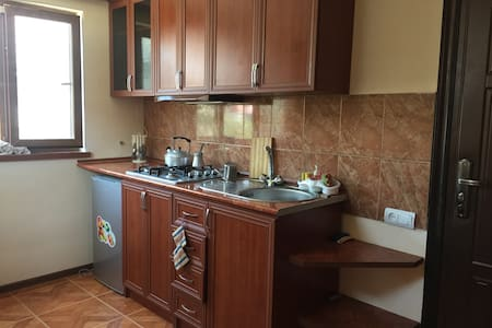 A warm and welcoming flat in Beautiful Dilijan