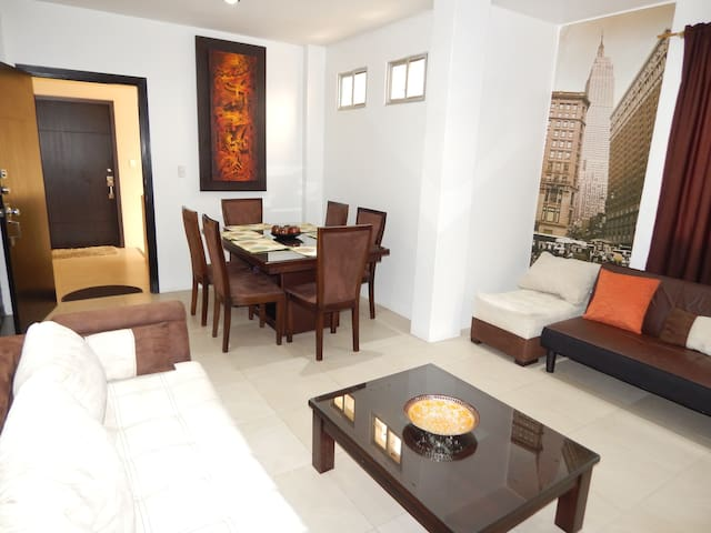 Beautiful Apartment in the best area of Guayaquil
